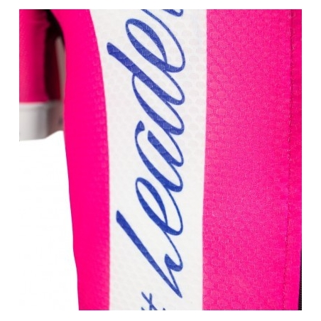 JERSEY CYCLING SHORT SLEEVE WINDSEALER OVAL PINK